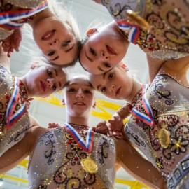 Первенство Республики Коми по художественной гимнастики